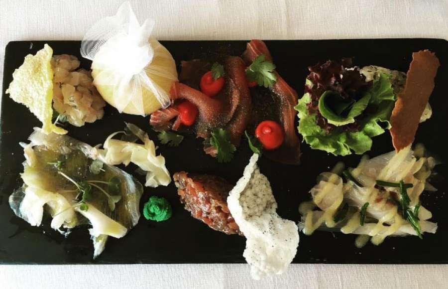 The best restaurants on lake garda - Il giardino delle esperidi bardolino ...