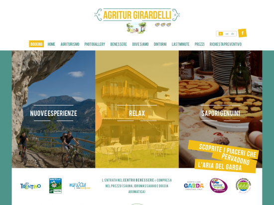 Agriturismo Bed & Breakfast Girardelli