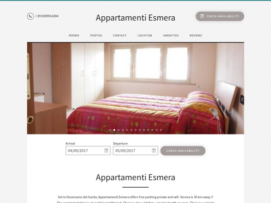 Apartments Esmera