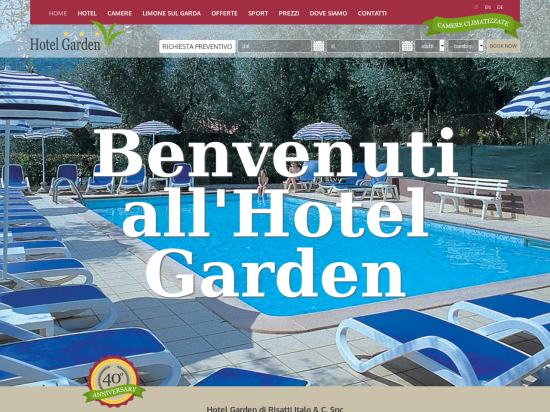 Bed & Breakfast Garden Limone