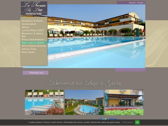 Residence Le Terrazze sul Lago - Padenghe - Lake Garda