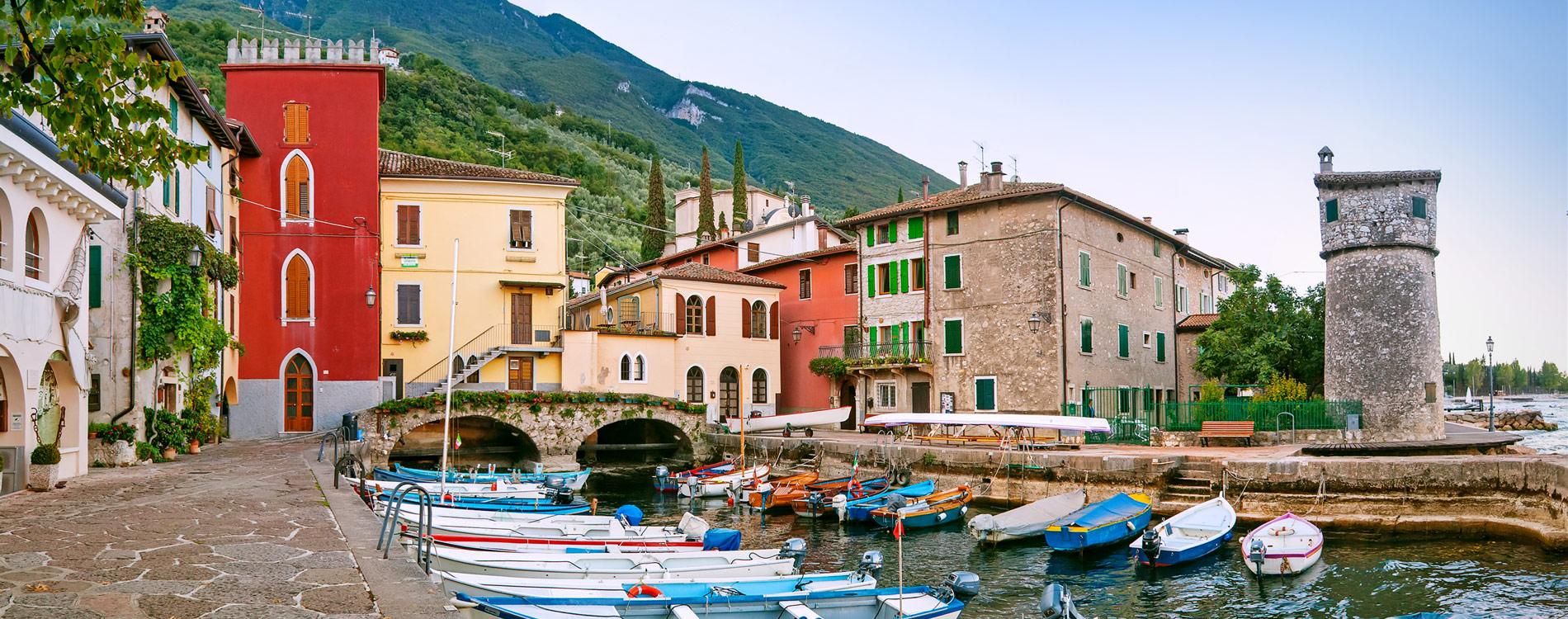 Villa Frazione Lago Di Garda