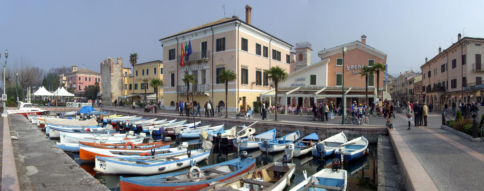 Historische Sehenswurdigkeiten Am Gardasee Kultur
