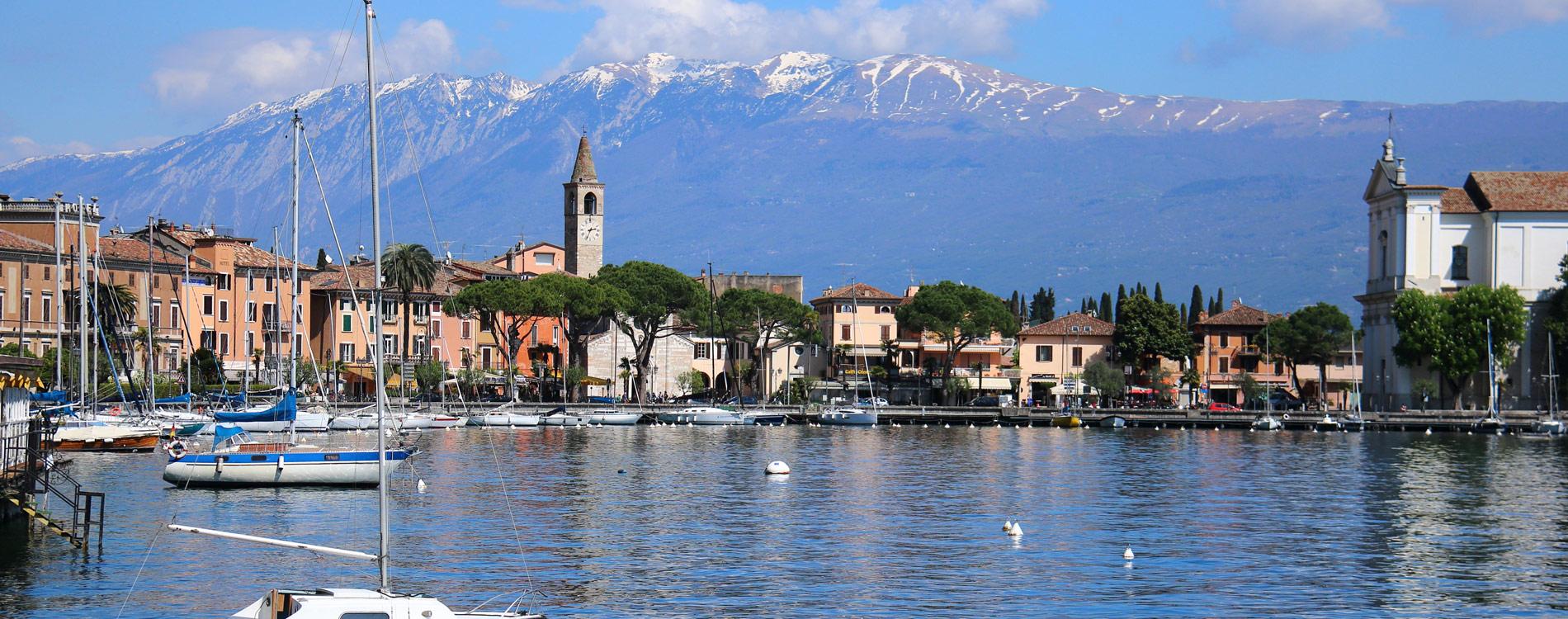 gardasee toscolano karte Toscolano am Gardasee