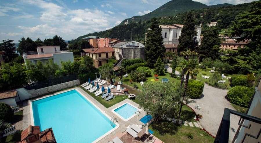 Hotel Maderno Toscolano Gardasee