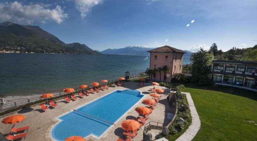 Hotel Lago Di Garda Con Piscina Coperta