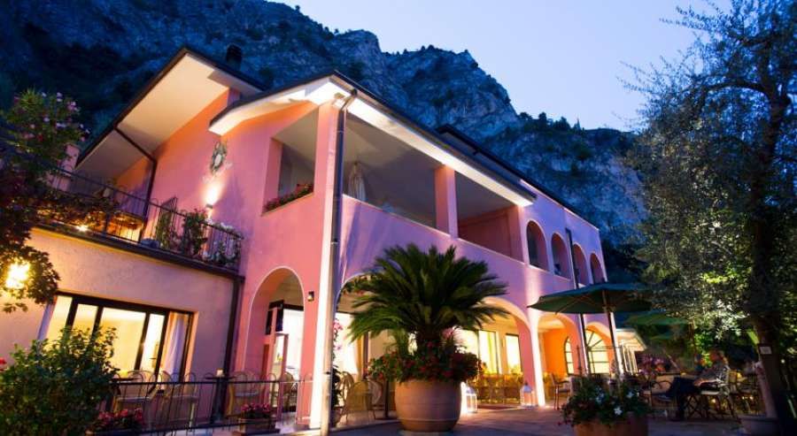 Hotel La Gardenia Limone Gardasee