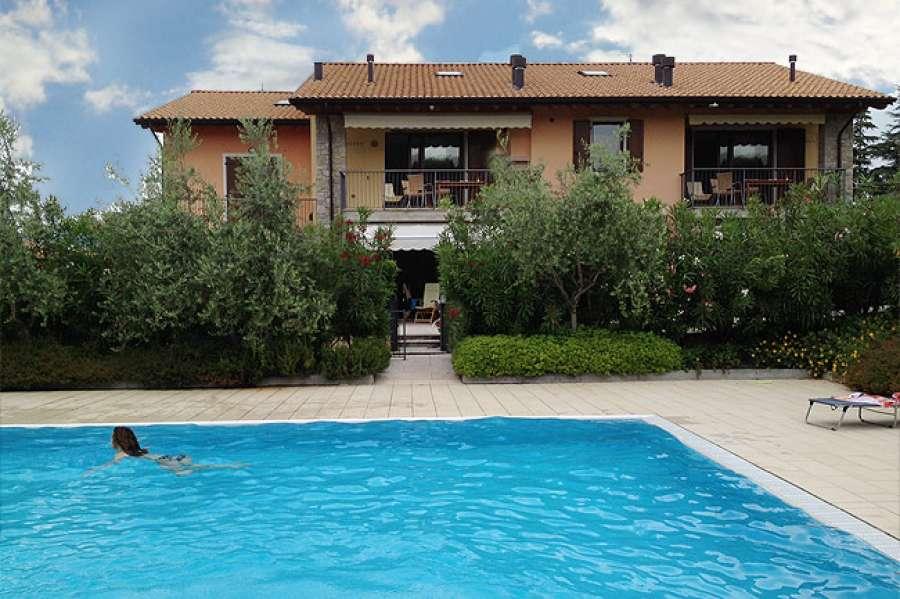 Apartments maria appartamenti stagionali bardolino for Appartamenti lago di garda affitto