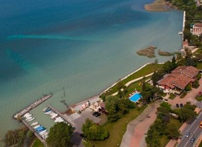 Hotel Aquila D Oro Desenzano Del Garda