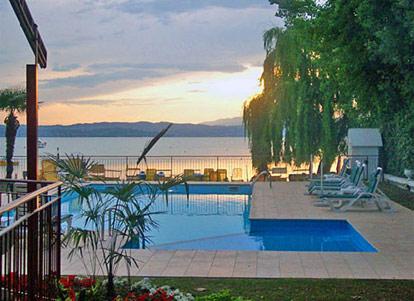 Hotel astoria lido sirmione lago di garda - Hotel lago di garda con piscina ...