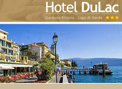 Hotel Du Lac Gardone Gardasee