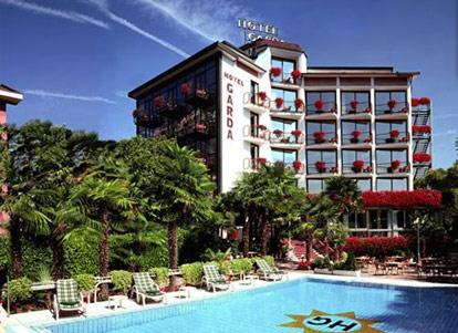 Hotel garda riva del garda gardasee - Hotel giardino riva del garda ...
