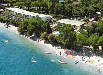 Hotel Lido Limone Gardasee