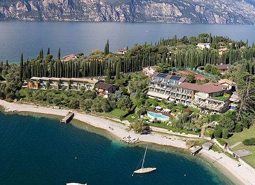 Hotel Maximilian Malcesine Gardasee