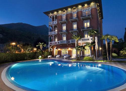 hotel milano toscolano lake garda