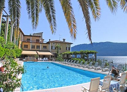 Hotel palazzina gargnano lago di garda - Hotel lago di garda con piscina ...