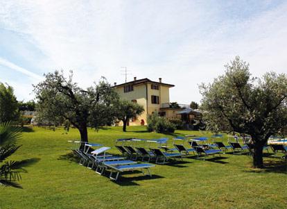 Agroturismo agriturismo il giardino degli ulivi lazise
