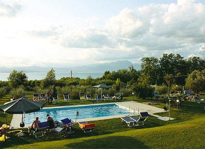 Il giardino degli ulivi lazise lago di garda - Il giardino degli esperidi ...