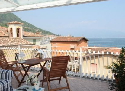 Antiche Rive Holidays Apartments - Salò - Lake Garda