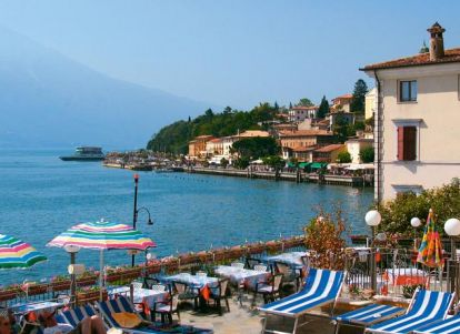 Hotel all'Azzurro - Limone - Lake Garda