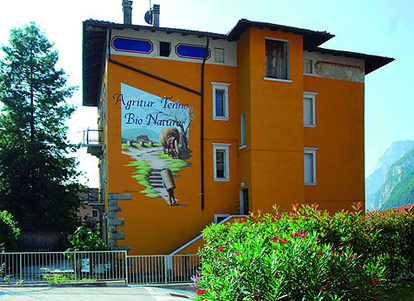 Agriturismo a Riva del Garda - Lago di Garda