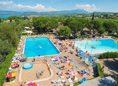 Campeggi a bardolino lago di garda - Campeggi con piscina lago di garda ...