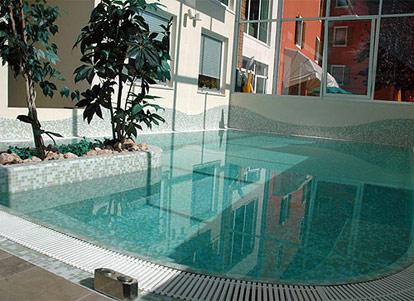 Hotel al maso riva del garda lago di garda - Hotel lago garda piscina coperta ...