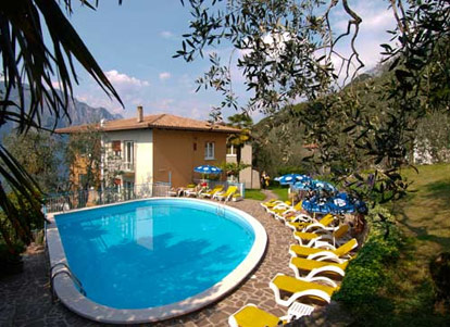 Bed and Breakfast Da Tino - Malcesine - Lake Garda