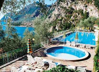 Hotel With Indoor Swimming Pool At Lake Garda