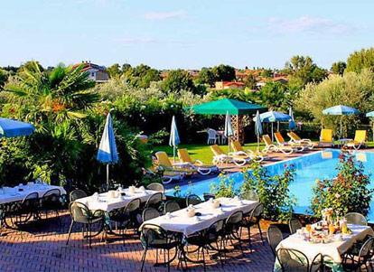 Hotel con centro benessere a Lazise - Lago di Garda