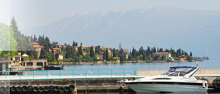 Hotel  Stelle Lago Di Garda Pensione Completa
